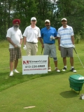 NLPC Sponsors the ICOBC Golf Tournament 2011