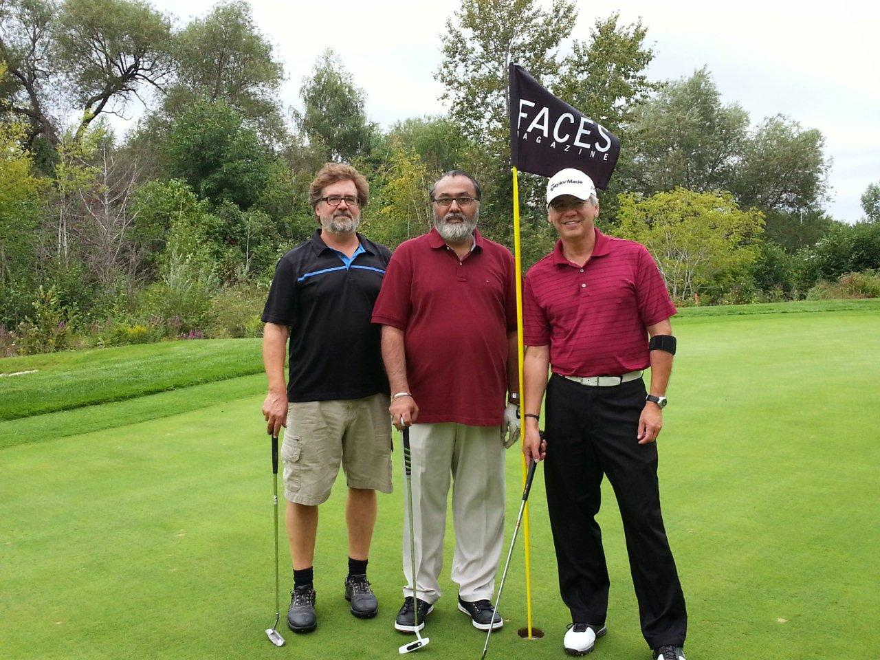 In support of National Capital Charity Classic Golf August 2014 with Michael Allen, Dan Demers, Kira Isabella, Canada Superstar, Ottawa Senetors Zack Smith, Eric Gryba and Cody Ceci