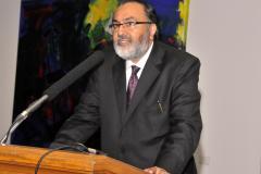 Daljit speaks at the World Punjabi Conference 2011 in Ottawa
