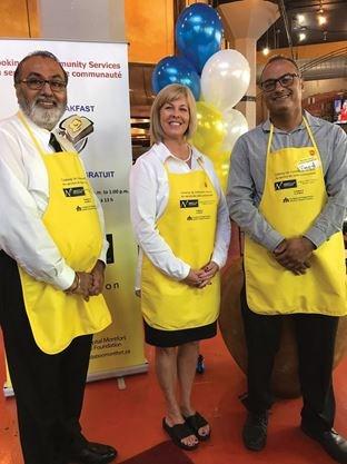 Breakfast Fundraiser Serves Up Success For Montfort Foundation