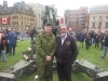 National Day of Honour on Parliament Hill on May 9, 2014